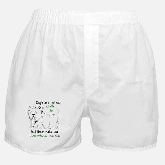 Whole Life Boxer Shorts