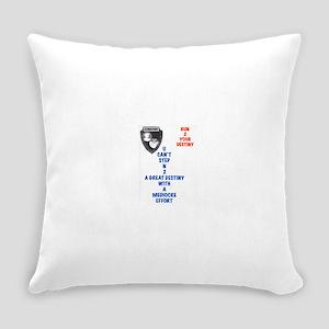 A Great Destiny Everyday Pillow