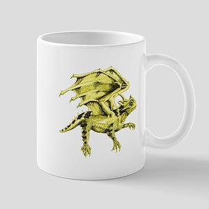 Flying Horny Toad Mug