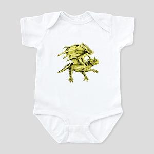 Flying Horny Toad Infant Bodysuit