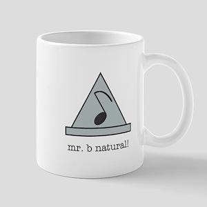mr. b natural! Mug
