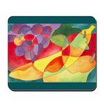 Fruit Watercolor Mousepad