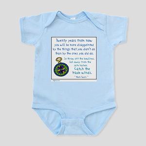 Trade Winds Infant Creeper