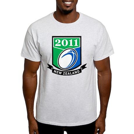 rugby nz 2011 Light T-Shirt