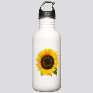 Sunflower Stainless Water Bottle 1.0L