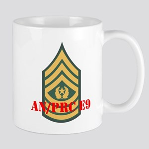 Command Sergeant Major Mug