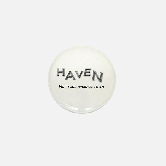Cute Haven Mini Button