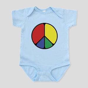 Elegant Peace Color Infant Bodysuit