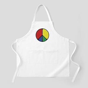 Elegant Peace Color Apron