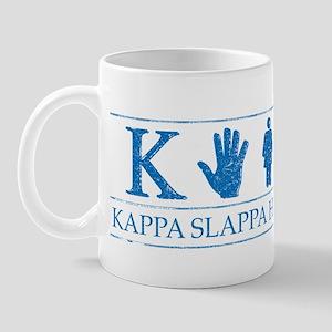 Kappa Slappa Ho (Vintage) Mug