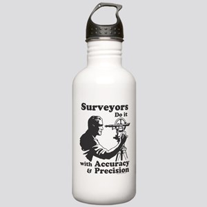 SurveyorsDoIt Stainless Water Bottle 1.0L