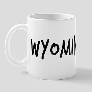Wyoming Chick Mug