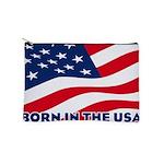Born in the USA Makeup Bag
