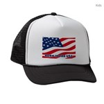 Born in the USA Kids Trucker hat