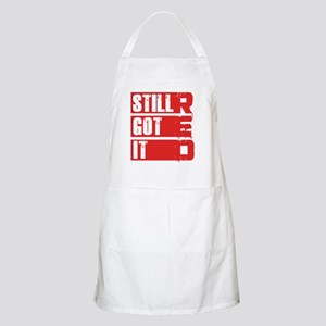 RED Still Got It Apron