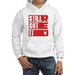 RED Still Got It Hooded Sweatshirt