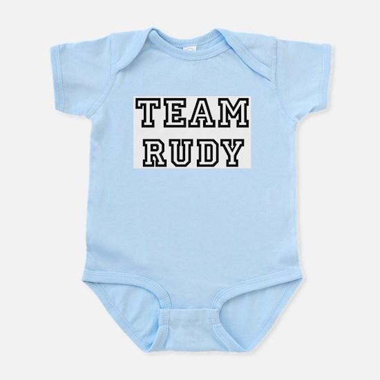 Team Rudy Infant Creeper