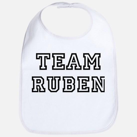 Team Ruben Bib
