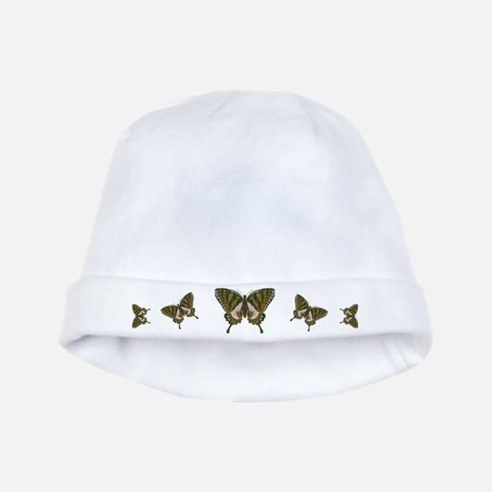 Aboriginal Swallowtail Infant Cap