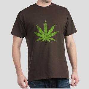 Cannabis 2010 Dark T-Shirt