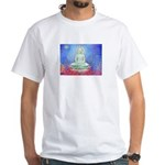 Chris Fabbri Digital Buddha T-Shirt