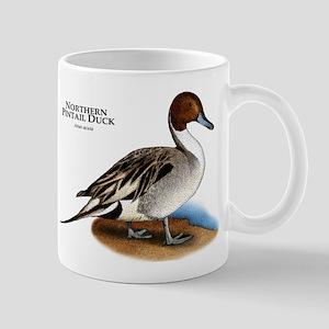 Northern Pintail Duck Mug