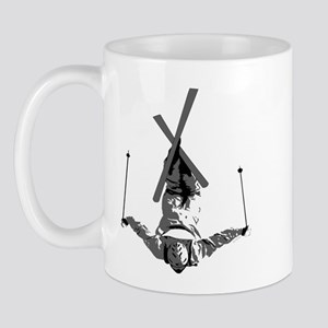 Freestyle Skiing Mug