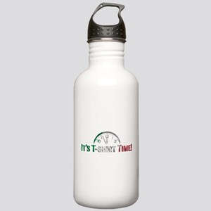 T-shirt Time Stainless Water Bottle 1.0L
