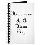 Happiness Is a Warm Bivy Journal