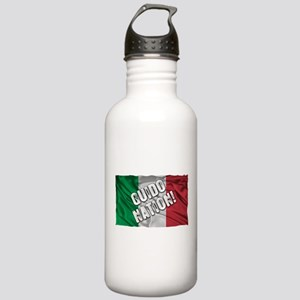 Guide Nation Stainless Water Bottle 1.0L