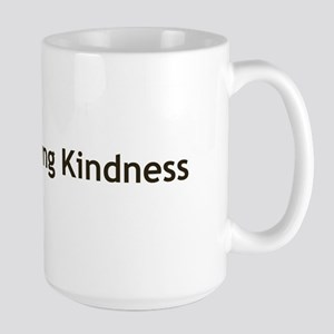 Loving Kindness Large Mug