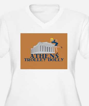 Athens Trolley Dolly T-Shirt