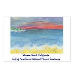 Stinson Beach, California Postcards (Package of 8)