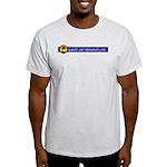 NightsAndWeekends.com Ash Grey T-Shirt