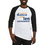 Dance with Len Baseball Jersey