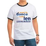 Dance with Len Ringer T