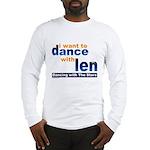 Dance with Len Long Sleeve T-Shirt