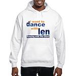 Dance with Len Hooded Sweatshirt
