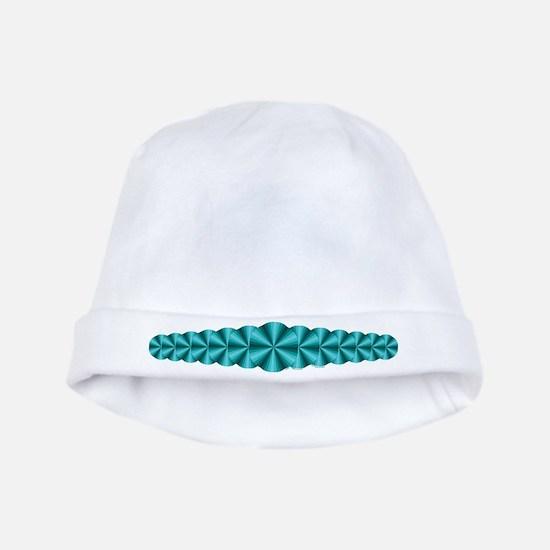 Aqua Illusion Baby Hat