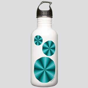 Aqua Illusion Stainless Water Bottle 1.0L