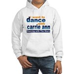 Dance with Carrie Ann Hooded Sweatshirt