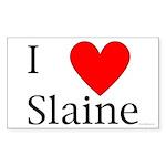 Support Slaine Sticker (Rectangle)
