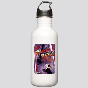The Pit and The Pendulum Stainless Water Bottle 1.