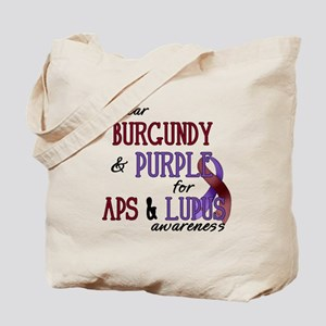 For APS & Lupus Awareness Tote Bag