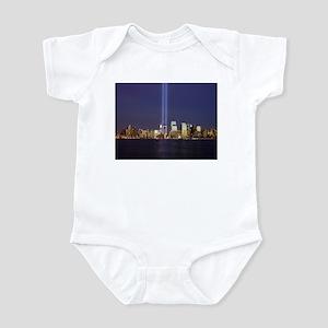 9 11 Tribute of Light Infant Bodysuit