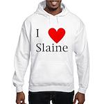 Support Slaine Hooded Sweatshirt
