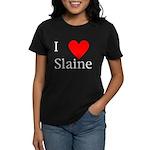Support Slaine Women's Dark T-Shirt