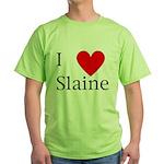 Support Slaine Green T-Shirt