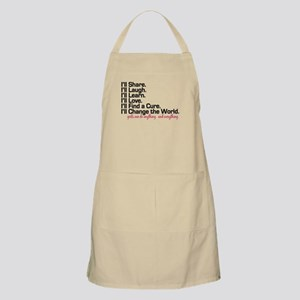Girls Can Do Anything Apron