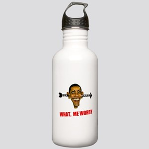 MY HEAD HURTS! Stainless Water Bottle 1.0L